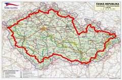 Mapka trasy - náhled